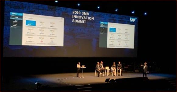 SAP presenting the Integration Hub, Thailand